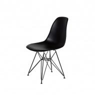 Krzesło DSR King Home czarne