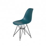 Krzesło DSR King Home marynarski niebieski