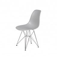 Krzesło DSR Silver King Home jasny platynowy