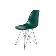 Krzesło DSR Silver King Home myśliwska zieleń