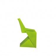 Krzesło Flato D2 zielone
