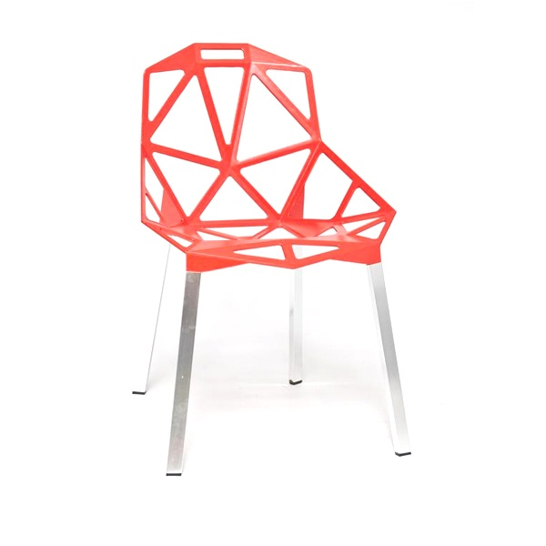 Krzesło Gap czerwone DK-3271