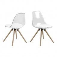 Krzesło Henning Białe