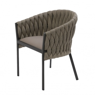 Krzesło Kampala 61x62x76 cm