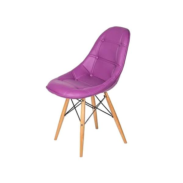 Krzesło King Bath DSW fioletowe LI-KK-132PU.FIOLETOWY