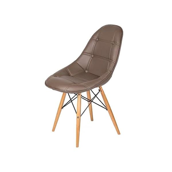 Krzesło King Bath DSW mocca K-220PU.T14.DSW