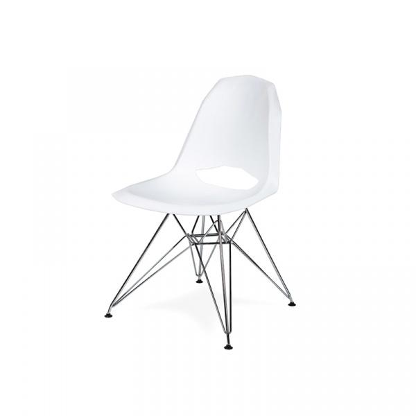 Krzesło King Bath Gular DSR biały mat DO-003.DSR.BIALY