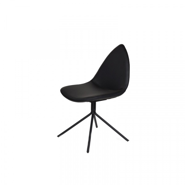 Krzesło King Bath Rush Zanna czarne DB-KDC-14683.CZ