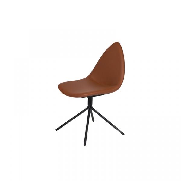 Krzesło King Bath Rush Zanna rude DB-KDC-14683.M