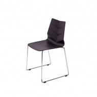 Krzesło King Bath Shark czarne