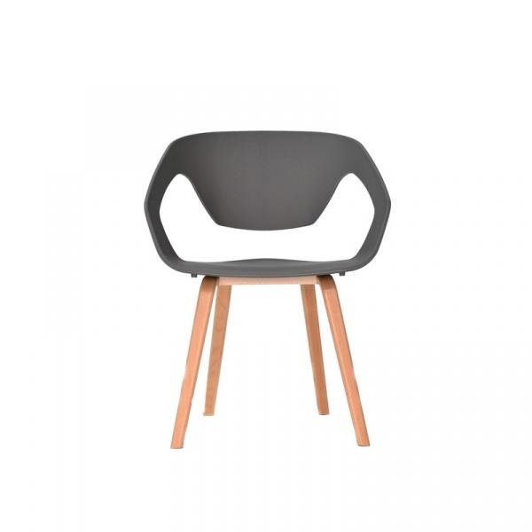 Krzesło King Bath Sorriso szare SI-KPW-020.SZARY