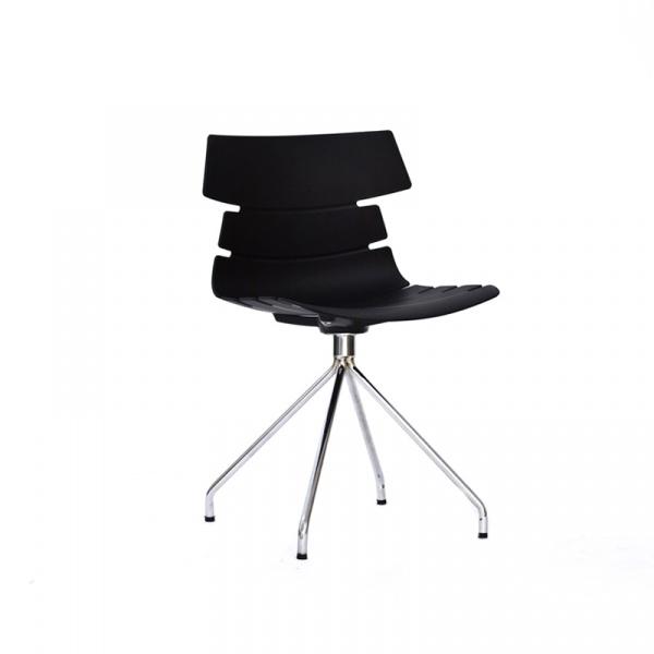 Krzesło King Bath Tetris DSO czarne CT-617.DSO.CZARNY