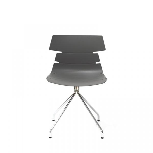 Krzesło King Bath Tetris DSO szare SI-KCT-620.SZARY.DSO.S