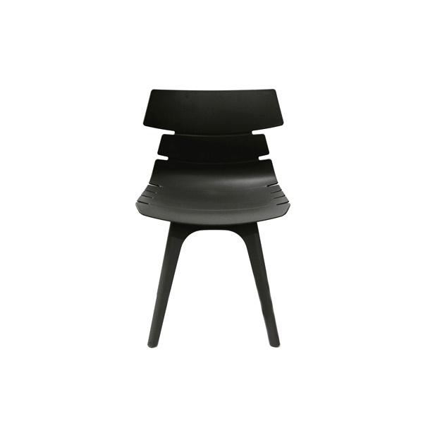 Krzesło King Bath Tetris DSX czarne SI-KCT-620.CZARNY.DSX