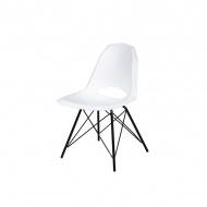 Krzesło King Home Gular DSM biały mat