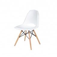 Krzesło King Home Gular DSW biały mat