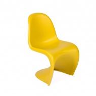 Krzesło King Home Panton oliwowy