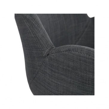 Krzesło Kokoon Design Alix ciemnoszare