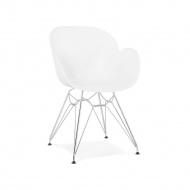 Krzesło Kokoon Design Chipie białe