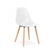 Krzesło Kokoon Design Doc białe