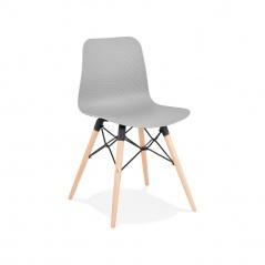 Krzesło Kokoon Design Ginto szare