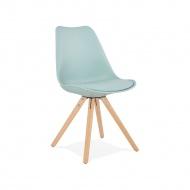 Krzesło Kokoon Design Tolik niebieskie