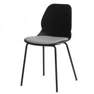 Krzesło Layer Tap 4 czarne
