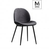 Krzesło Modesto Beetle czarne