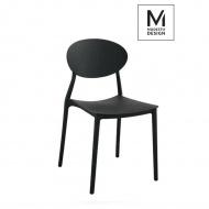 Krzesło Modesto Flex czarne