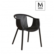 Krzesło Modesto Soho czarne