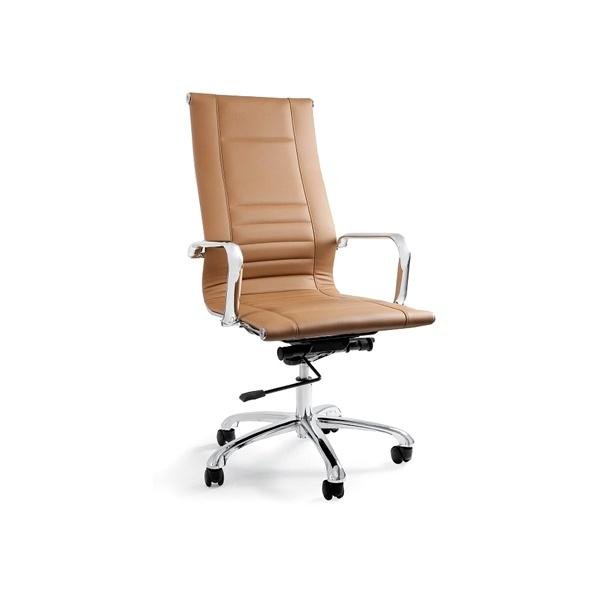 Krzesło obrotowe UNIQUE Aster beżowe WX-14B-1