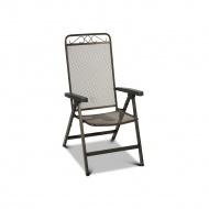 Krzesło ogrodowe 110x40cm Apollo MFG antracyt