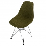 Krzesło P016 DSR Duo D2 zielono-szare