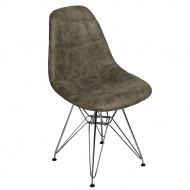 Krzesło P016 DSR Pico D2 oliwkowe