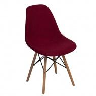 Krzesło P016W Duo D2 czerwono-szare
