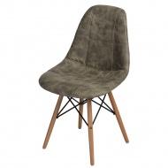 Krzesło P016W Pico D2 oliwkowe