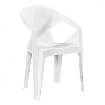 Krzesło Siste białe 5902385732284