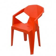 Krzesło Siste pomarańczowe