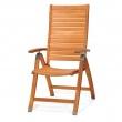 Krzesło składane z podłokietnikami Catalina DK-71300