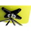 Krzesło Techno Roll zielone DK-63792