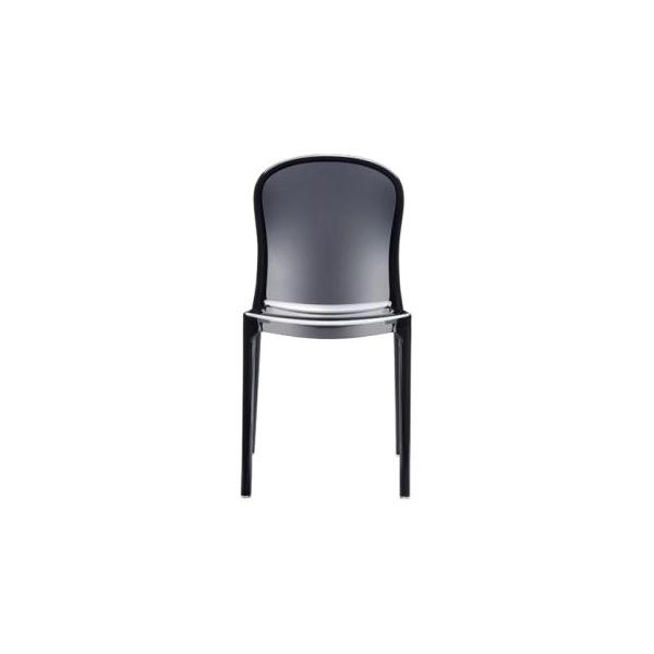 Krzesło Uma Black transparent 2200000009494