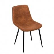Krzesło Vigo D2 brązowe jasne