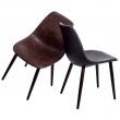 Krzesło Vincent W jasno brązowe DK-71175