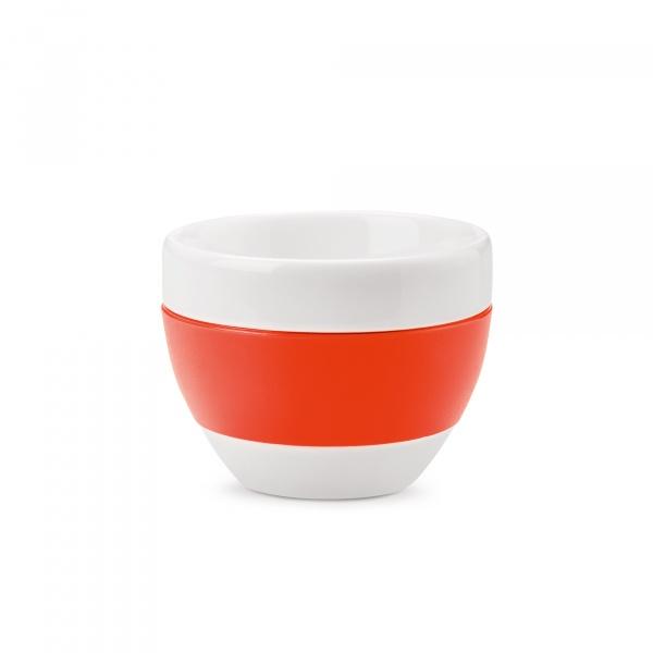 Kubeczek do espresso Koziol Aroma 40ml pomarańczowo-czerwonym KZ-3562633