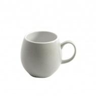 Kubek ceramiczny 0,4L London Pottery Pebble błękitny nakrapiany