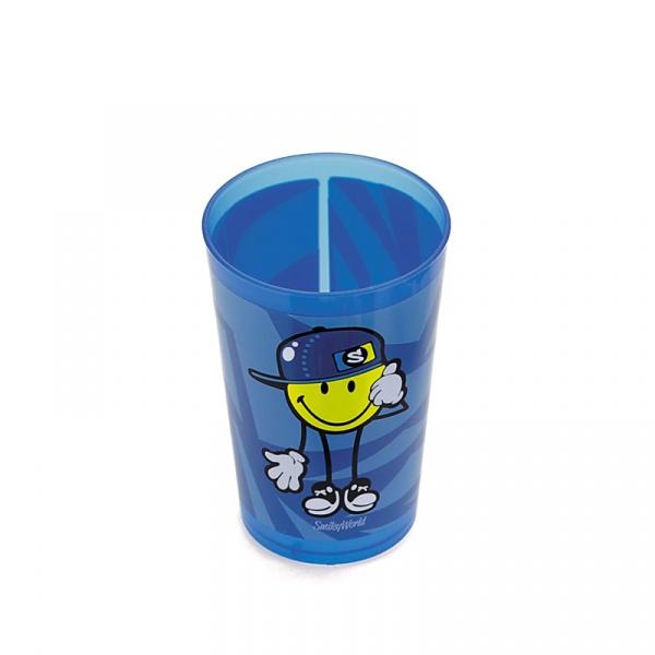 Kubek dla chłopczyka 260 ml  Smiley Kid Zak! Designs 6705-8445
