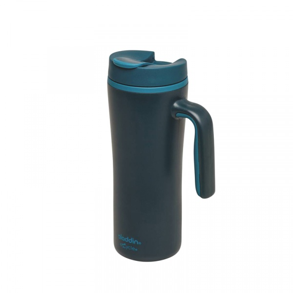 Kubek ekologiczny z uchwytem szczelny 0,35 l Aladdin R & R Marina AL-10-01924-004