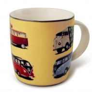 Kubek Parade 370 ml BRISA VW BUS kolorowy