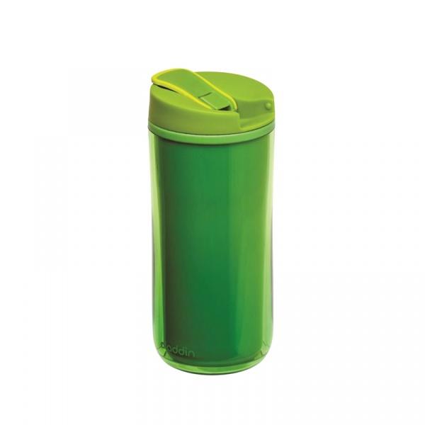 Kubek plastikowy izolowany szczelny 0,35 l ALaddin Hot Beverage Fern AL-10-01921-005