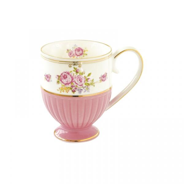 Kubek porcelanowy 0,3L Nuova R2S Heritage różowy 1500 HEPI